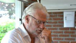 Lijsttrekker Pieter Braaksma namens Gemeentebelangen Noardeast-Fryslân