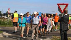 Wandelen voor ALS en beleving op de routes van de Swaddekuier
