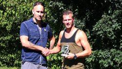 Erik Nijboer winnaar Harkemaster Schuttersbokaal