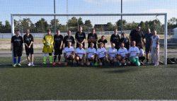 Voetbalwedstrijd Talant locatie Sportloane