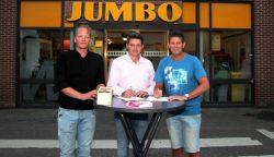 Friese Boys presenteert met trots nieuwe hoofdsponsor Jumbo Kollum