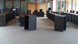 Nieuwe raadszaal in Kollum