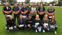 Winnaars Profyto DSD kaatspartij in Morra-Lioessens