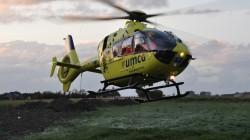Vrouw zwaargewond bij eenzijdig ongeval op N358