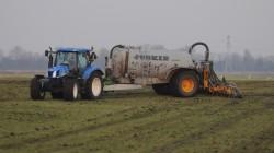 Niet stront maar kunstmest is het probleem van de landbouw