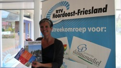 Nienke Nieuwhuis te gast in Weekend Nieuwsshow