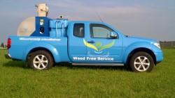 Nieuwe bestrijdingsmethodes bij Weed Free Service