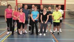 Extra impuls Badmintonvereniging Kollumerzwaag