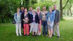 Familie foto Bouwbedrijf v/d Haak en Bijlstra