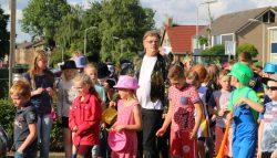 Glitter en glamour op de Koningin Julianaschool