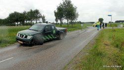 Staatsbosbeheer botst met Peugeot bij Anjum