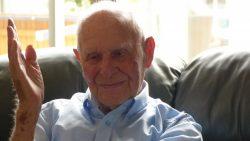 Feest! Eelke Bakker is 106 jaar