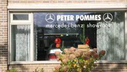 Peter Pommes Showroom Twijzel