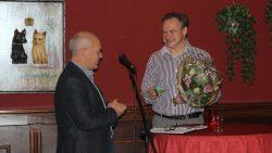 Simon Talsma nam afscheid als voorzitter RTV NOF