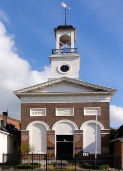 Kerk open en expositie Ver. Chr. Gemeente Dokkum