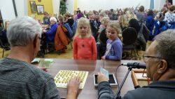 Grandioos Kerst kinderbingo feest in de Kruswei