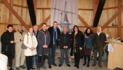 Tweede Kamerlid Aukje de Vries bezocht Windlust Burum