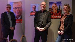 PvdA Krimp maar Krachtig bijeenkomst in Holwerd