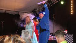 CoolKids Party voor kinderen in de feesttent in Kollum