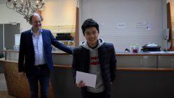 Hing Ting Lai wint derde schaaknacht De Donger