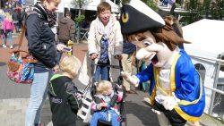 Kidsplein en brocante markt tijdens Admiraliteitsdagen