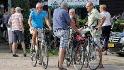 Zomer fiets- en wandeltochten Spitkeet