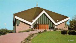 De Christelijk Gereformeerde Kerk in Damwoude nu