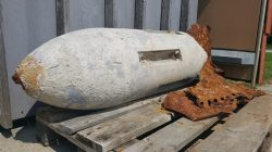 Twaalf betonbommen gevonden op Noard-Fryslân Bûtendyks
