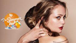 Actrice Tet Rozendal in De Simmer fan ...