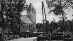 De Nederlands Hervormde kerk in Oudega Smallingerland