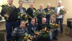 Rayon De Driesprong huldigt kampioenen 2017