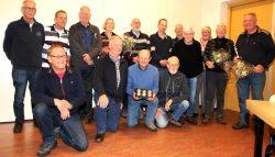 Feestelijke Huldiging kampioenen Jeu de Boules club 't Tichtsteby