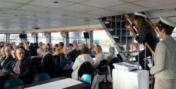 Mantelzorgers in de DDFK-gemeenten getrakteerd op rondvaart Waddenzee