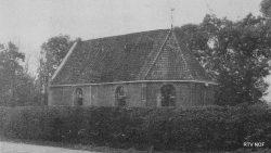 De Nederlands Hervormde kerk in Mildam
