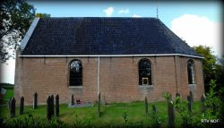 De Nederlands Hervormde Kerk in Mildam (nu)