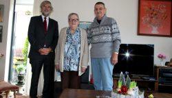 Echtpaar Bosgraaf-van der Laan uit Kollum viert 60-jarig huwelijksjubileum