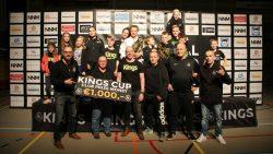 Succesvolle eerste editie International Kings Cup