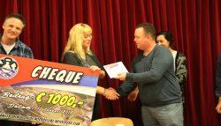 NAC Autocross Club deelt € 1.000 uit