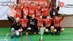 Broekster Boys wint 22e editie Sake Store Dantumadeel Cup