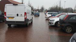 Actie veilig parkeren bij school