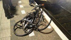 Nog niemand aangehouden voor fietsen op spoor De Westereen