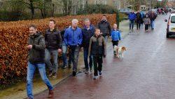 Nieuwjaarsloop WTOC trof prima wandelweer