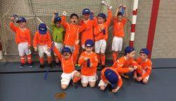 Kampioenen gehuldigd van het FVVK
