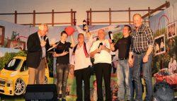 Feestavond 10 februari ter gelegenheid van 75 jaar ijsbaan in Burum