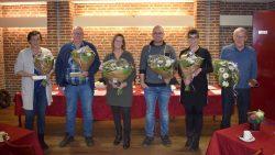 Negen jubilarissen bij EHBO-vereniging Kollumerland