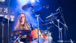 Max van der Meij, Drums, Sackback