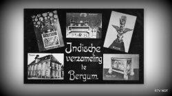 Een ansichtkaart, Indische verzameling te Bergum