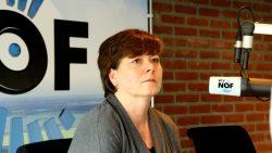 Alma Fennema, lid werkgroep en voormalig raadslid in Dongeradeel