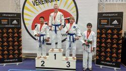 Goud voor Wesley Smid van Judo Kings