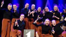 Productiegroep DansStudio Dokkum kampioen NK Dance Stars